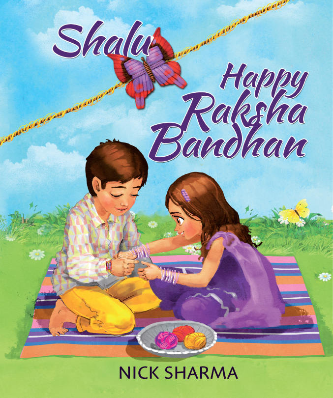 Come and play with Shalu as she teaches about the Indian tradition of Raksha Bandhan and learns about sharing.