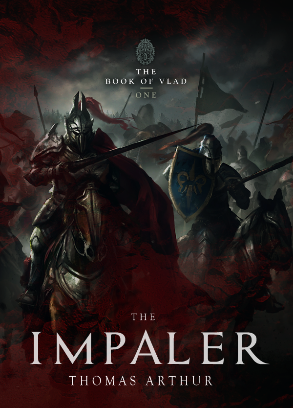 Read about the dark journey of the man that would be known as Dracula in the historical fiction fantasy, The Book of Vlad the Impaler